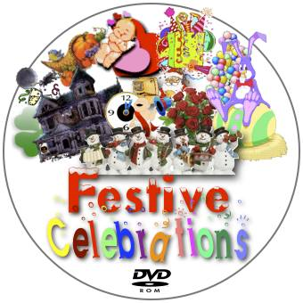 Festive Celebrations DVD large image