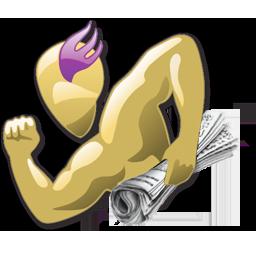 Nisus Man logo